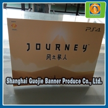 Customized colorful board waterproof PVC plastic advertising board