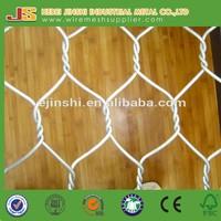 Low price Hexagonal wire mesh,Hexagonal wire netting,Hexagonal Gabion box