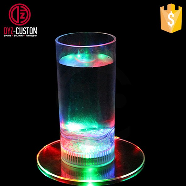Plastic LED Multicolor Led Coaster  (1).jpg
