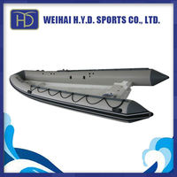 Big Inflatable Water Boat