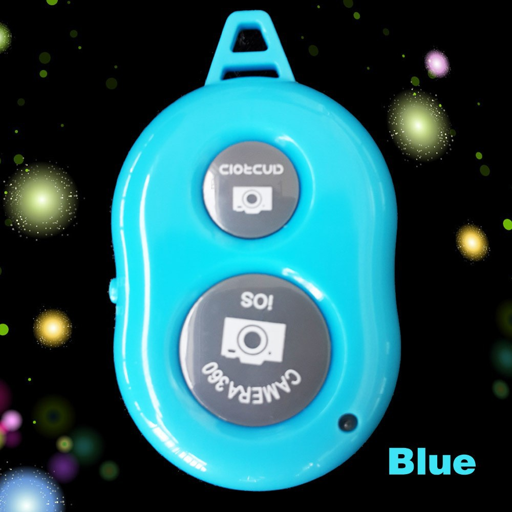 Дистанционный спуск затвора для фотокамеры Weiston + + Bluetooth iPhone Samsung Android Bluetooth Remote Shutter