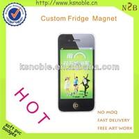 Paper 3D resin fridge magnet wholesale