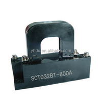 Split core current transformer opening size 32