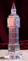 Architectural Crystal Model for exhibition