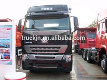 Howo a7 6x4 camión tractor, howo a7 camión tractor