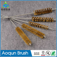 Easy to use wax buffing drill brush drill attachment