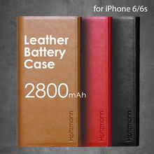 LBC-i6 Leather Battery Case for iphone 6/6s 2800mAh