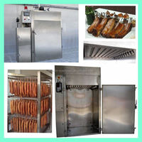 Stainless steel bacon/chicken smoke oven with best quality and service