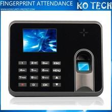 KO-M5 Employee electronic bio time clock