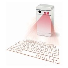Innovative Portable Wireless Bluetooth Laser Virtual keyboard for Ipad Iphone Tablet PC Bluetooth Keyboard Wireless Speaker