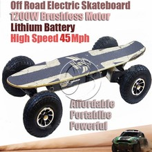 Skateboard 1200W Electric Skateboard