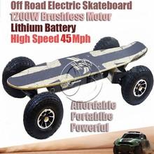 Skateboard 1200W Electric Skateboard