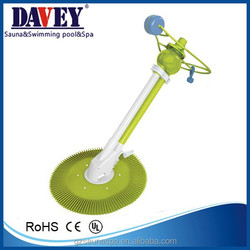 Portable automatic vacuum cleaner, swimming pool cleaning vacuum head