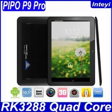 """10.1"""" Pipo P9 Pro 3G RK3288 Quad Core 4.2 Android Tablet PC Retina 1920*1200 Good Camera Built-in 3G/GPS/BT/OTG 2G 32G"""