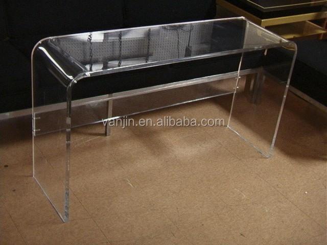 Acrylic Corner Desk Tables,acrylic Corner Desk