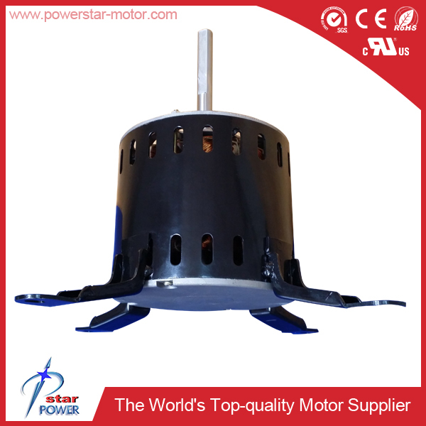 Low noise copper housing ac motor