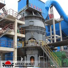 construction projects packing machine / fine sepiolite powder grinder mill hot sale in america