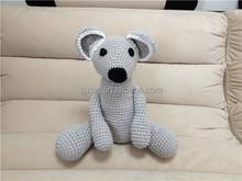 Crochet stuffed animal toys, crochet monkey toys
