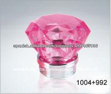 tapa de la botella de perfume