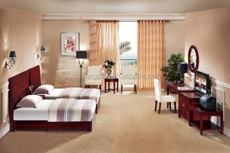 Ycr055 Walnut Veneer Hotel Bedroom Furniture For Sale Buy Bedroom Furniture Hot Sale Hotel
