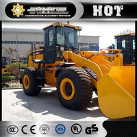XCMG construction machinery 5 ton wheel loader LW500KN for sale