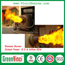 Super Economizer And High Quality Energy Saver Industrial Biomass Burner