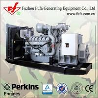 600kw Diesel Generator Set with Per kins Engine