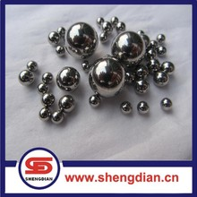 50 inch AISI 304 G500 stainless steel ball with hole