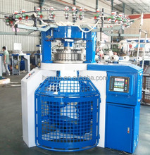 Small diameter Small size Double Jersey Circular Knitting Machine, textile knitting machine