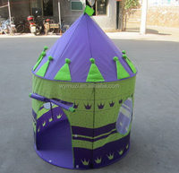 Super quality new coming colorful portable kids play dome tent