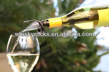 High quality wine chiller sticks with pour