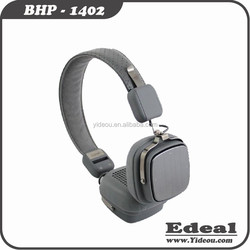 private label Lightweight Digital Stereo Headphones wireless With In-line Microphone