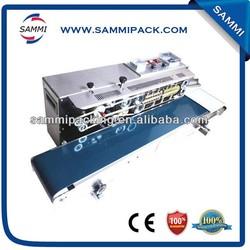 FRD-1000 Continuous Soild Ink Bag Sealer Bag Heat Sealer