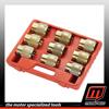 motorcycle repair mechanical workshop tools fork seal driver set