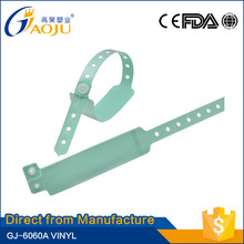 17 years manufacture experience bottom price insert card wristbands