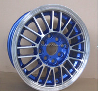 New design 13, 15, 17'' car alloy wheel