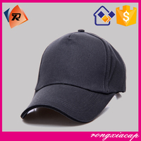100% Cotton 5 Panel Or 6 Panel Plain Custom Baseball Hat/ Baseball Cap