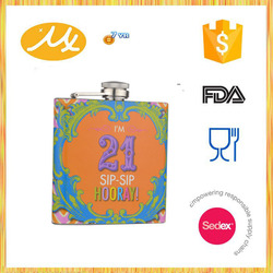 china top ten selling products lfgb europe professional service wine stainless steel hip flask