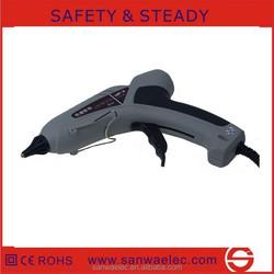 OEM ODM Hot melt silicone sealant gun to repair glass door window floor metope cracks
