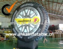 inflatable tire model (advertising,promotions,ANKA)