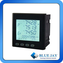 Harmonic Multiple Function Power Meter,RS 485