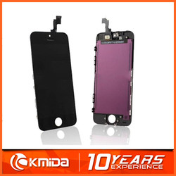 item for apple iphone 5s lcd screen replacment with high quality accep paypal