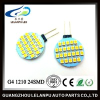 G4 1210 24SMD 12V New Product Car Lamp High Quality Auto Bulb LED Lighting Super Bright