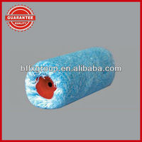 Acrylic blue dots paint brush roller cover