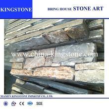China cheap slate culture stone tile