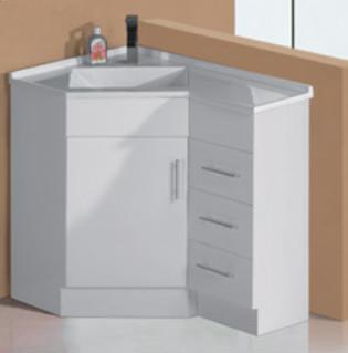 Meubles de maison vanit meuble d 39 angle toilettes armoire - Meuble d angle toilette ...