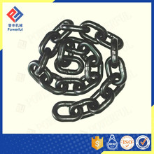 BLACK ALLOY STEEL SHORT LINK LIFTING G80 CHAIN