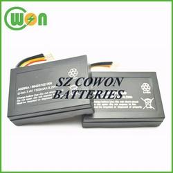 Li battery 7.4 volt replacement battery for DEJAVOO M5 M8, verifone Magic 3 A0170A A0285A U0156783 56425702 099 1100mAh 8.2wh