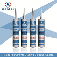 non-flammable glass structural silicone sealant