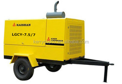 7Bar 102Psi High Pressure Air Compressor for Hammer Drill